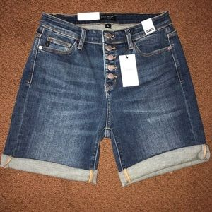 Judy Blue Denim Shorts